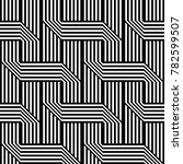 design seamless monochrome... | Shutterstock .eps vector #782599507