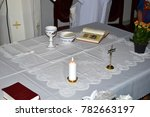 Private Communion Table