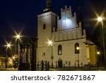 Church In Lublin At Night....