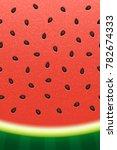 watermelon texture background. | Shutterstock .eps vector #782674333