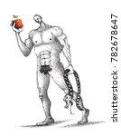 adam and eve apple temptation