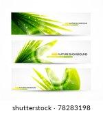 vector grass banner | Shutterstock .eps vector #78283198