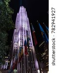 new york city  usa   june 22 ... | Shutterstock . vector #782941927