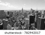 new york city  usa   june 22 ... | Shutterstock . vector #782942017