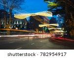 georgia   tbilisi. christmas... | Shutterstock . vector #782954917
