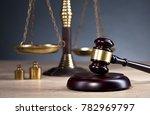 legal office. judges mallet