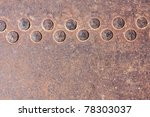 Background Of The Rivets On...