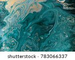 marble abstract acrylic...   Shutterstock . vector #783066337