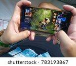 thailand  ubon ratchathani ... | Shutterstock . vector #783193867