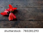 cotton tree  kapok tree  red... | Shutterstock . vector #783281293