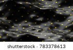 abstract 3d rendering of smooth ... | Shutterstock . vector #783378613