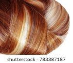 highlight hair texture abstract ... | Shutterstock . vector #783387187