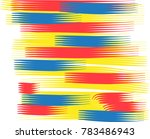 abstract color background... | Shutterstock .eps vector #783486943