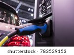 electric vehecle   ev   charger ... | Shutterstock . vector #783529153