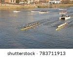 hammersmith  united kingdom  ... | Shutterstock . vector #783711913