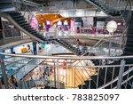 bremen germany  june 19  2017 ...   Shutterstock . vector #783825097