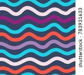 line pattern seamless... | Shutterstock .eps vector #783931633