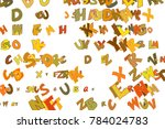 abstract illustrations of... | Shutterstock .eps vector #784024783