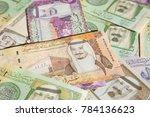 collection of saudi arabia... | Shutterstock . vector #784136623