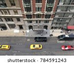 bird's eye view of midtown... | Shutterstock . vector #784591243