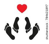 vector illustration sex icon... | Shutterstock .eps vector #784621897