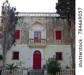 mdina  malta   malta   november ...   Shutterstock . vector #784669057