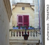 mdina  malta   malta   november ...   Shutterstock . vector #784669063