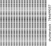 striped black and white digital ... | Shutterstock .eps vector #784699057