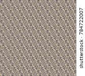 mottled pattern composed of... | Shutterstock .eps vector #784722007