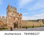 soave  italy   october 28  2017 ... | Shutterstock . vector #784988227