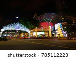 singapore dec 29  2017 ... | Shutterstock . vector #785112223