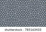 abstract oriental pattern....   Shutterstock .eps vector #785163433