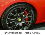 car max wheel.magnesium alloy...   Shutterstock . vector #785172487