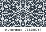 abstract oriental pattern....   Shutterstock .eps vector #785255767