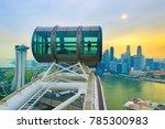 Skyline Of Singapore  Singapor...