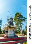 rayong thailand   january 1 ... | Shutterstock . vector #785482603