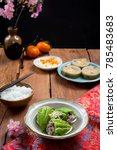 Vietnamese Food For Tet Holida...