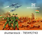 vector illustration of indian... | Shutterstock .eps vector #785492743