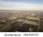 aerial photo of village and... | Shutterstock . vector #785559757