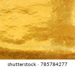 shiny gold texture | Shutterstock . vector #785784277