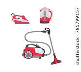 vector flat modern consumer...   Shutterstock .eps vector #785799157