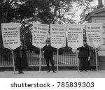protest for amnesty for victims ... | Shutterstock . vector #785839303