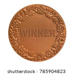 medal with ornament for...   Shutterstock . vector #785904823
