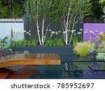 show garden at tatton park ... | Shutterstock . vector #785952697