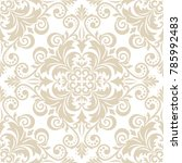 wallpaper in the style of... | Shutterstock .eps vector #785992483