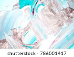 beautiful soft colors. abstract ...   Shutterstock . vector #786001417