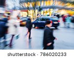 picture with camera made zoom... | Shutterstock . vector #786020233