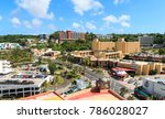 guam  usa   dec 21  2017 ... | Shutterstock . vector #786028027