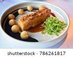 fine dining food lunch  sydney...   Shutterstock . vector #786261817
