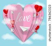 3d Valentine's Day Illustratio...